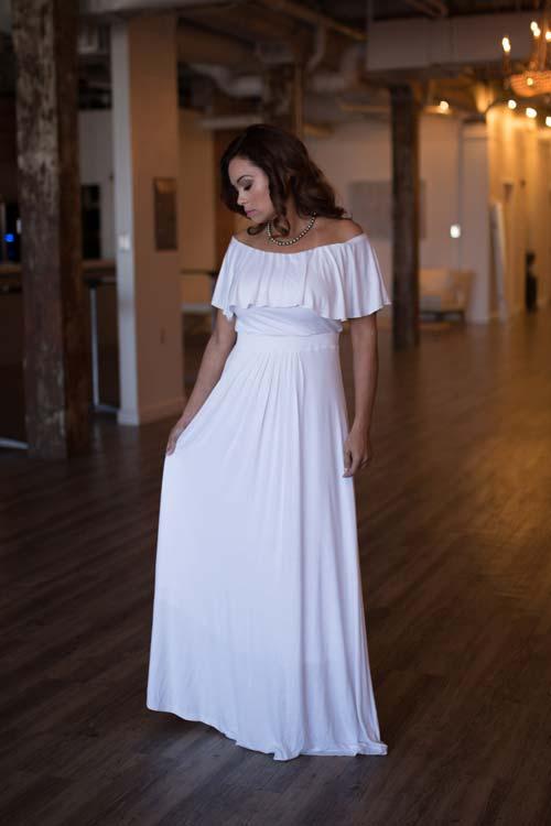 f2943b290a Sleeveless Summer Empire Maxi Dress. Charlotte Dress (NEW). Charm Your  Prince ...